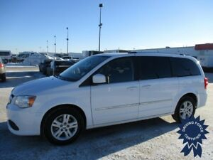 2014 Dodge Grand Caravan 7 Passenger, 76L Fuel Tank, Quad Seats