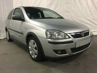 2006 Vauxhall Corsa 1.2i 16v SXi+ Hatchback 3dr *** Full Years MOT ***