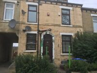 2 BED HOUSE FOR RENT ON GRANTHAM RD BD7 FOR £110 PER WEEK