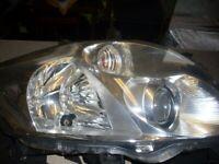 Toyota auris 2007 front offside headlight