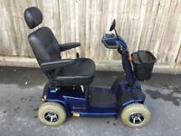 Pride Celebrity XL8 8mph Mobility Scooter - Free Delivery - 8 mph Sport Buggy