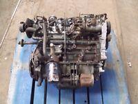 Talbot Express 2.5 diesel engine. Fiat Ducato/ Citroen C25