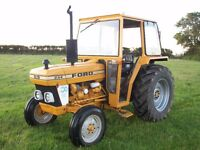tractor wanted, vintage classic or modern