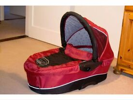 X-Lander carrycot & cover for pushachair/buggy ONLY £10