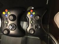 Xbox 360 wireless controllers ( X2) £23 ONO