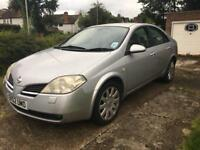 Nissan Primera -Automatic , Price negotiable
