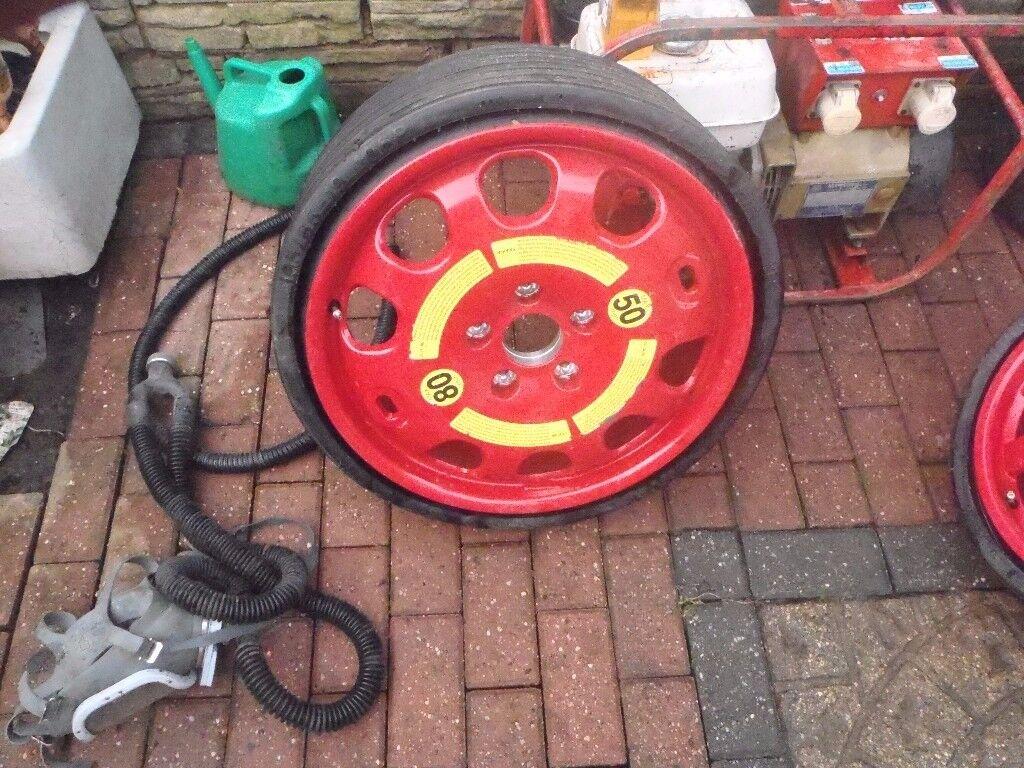 car spare wheels