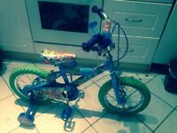 "For Sale Kids 14"" Moshi Monsters Bike"