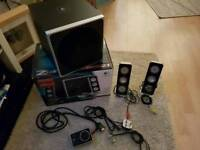 Z4 Logitech speakers