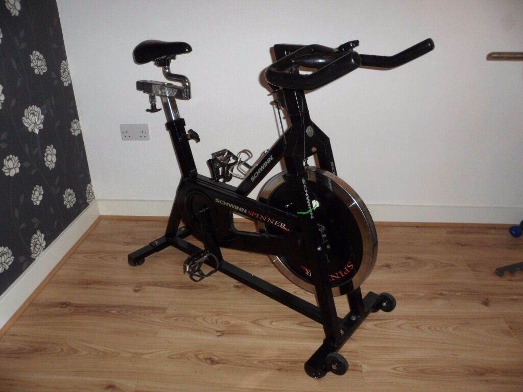 Schwinn Spinner Pro Spin Bike Spinning Quality Cycle Computer