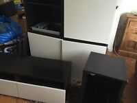IKEA besta units (various) can deliver