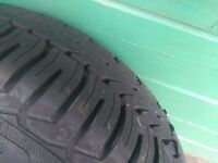 Spare wheel ,ford fiesta 1.3 2002, 175/65 R14