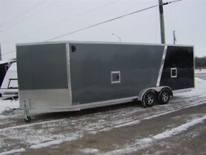 2017 Mission Trailers 7x29 Sled Trailer