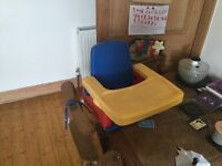 Baby's high chair