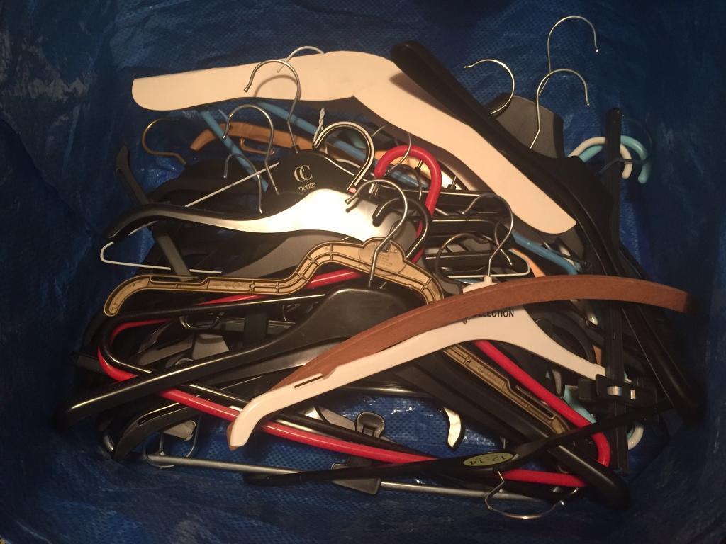 50 hangers - FREE