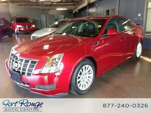 2012 Cadillac CTS AWD - LEATHER/SUNROOF