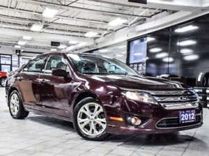 2012 Ford Fusion SE, Bluetooth, Alloy, Fog light, Hwy KM, Trade-