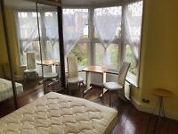 Great size double room 15 min from London Bridge