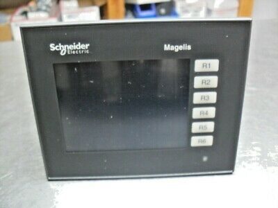 Schneider Xbtgt1100 Magelis Touchscreen Graphic Terminal Guaranteed 60 Days