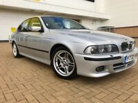 2001 Bmw 5 Series 535I M Sport Auto V8 Facelift Model Immaculate Conditon Beautiful Example E39