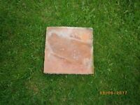Old Terracotta floor pamments