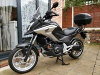 Honda NC 750 XD DCT LOTS OF EXTRAS ONLY 400 MILES