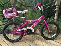 Girls Monkey Bike age 4-8yrs