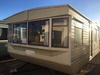Atlas Nevada 35x12 3 Bed Static Caravan
