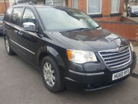 2011 CHRYSLER GRAND VOYAGER 2.8 CRD LIMITED AUTO TOP SPEC 7 SETAER VIANO GALAXY SHARAN TOURAN VW