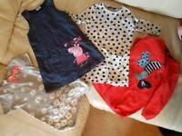 Girls Size 2-3 years dressed