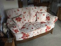 Ercol Sofa and 2 x Armchairs - Bargain! Buyer Collects