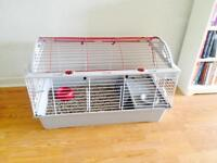 Brand new bunny cage with all add ons