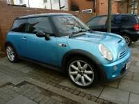 MINI COOPER S 1.6 MOTED £1150ono OR PX/SWAP