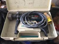 Bosch 110v SDS DRILL and 110v jigsaw