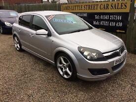 Vauxhall Astra 1.9 Sri cdti x pack diesel 06 Reg 1 year mot finance this for £25 a week