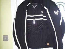 Mans biker jacket