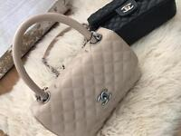 Chanel handbag and purse