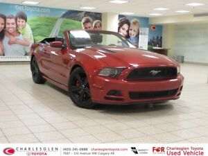 GREAT PRICE!! 2013 Ford Mustang 5.0L GT 6-Speed Manual!
