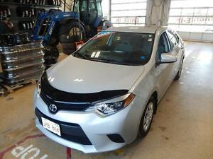 2014 Toyota Corolla CE Fuel savings and extremely reliable