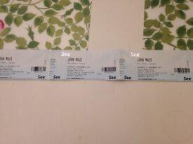 6 x tickets john maus Glasgow Art School