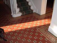 Victorian floor tiling specialist