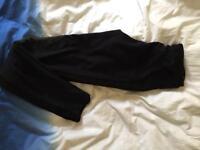 Karen Millen cotton leggings UK8