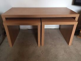 Coffee Table with 2 Nest Tables