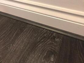 Premium flooring and scotia beading