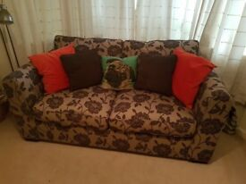 DFS SOFA BED (excellent condition)