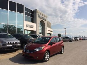 2016 Nissan Versa Note SL, Navi, Cam, Bluetooth, Alloys, Fogs