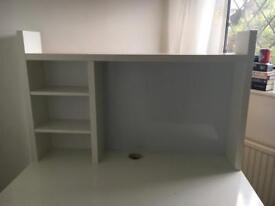 Ikea Micke Desk Add on unit