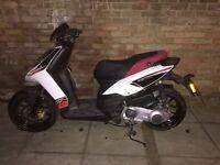 Reliable, fast Aprilia 125 Moped for sale