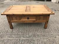 Coffee Table - Rustic Style