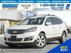 2014 Chevrolet Traverse LTZ *Leather Heated Seats, Remote Start*